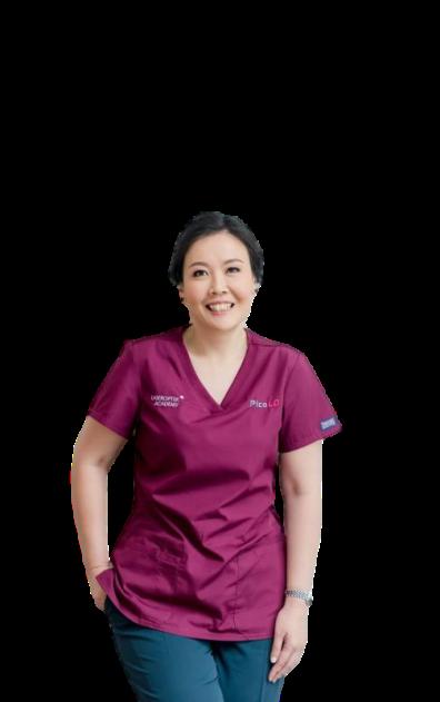 Dr Ginny Self Potrait